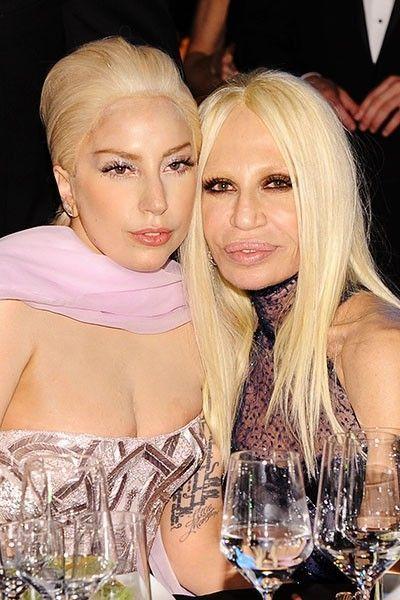 The friendships of the fashion world: Gigi and Kendal, Donatella and Gaga
