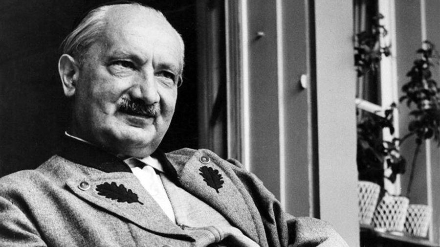 Martin Heidegger 20210720