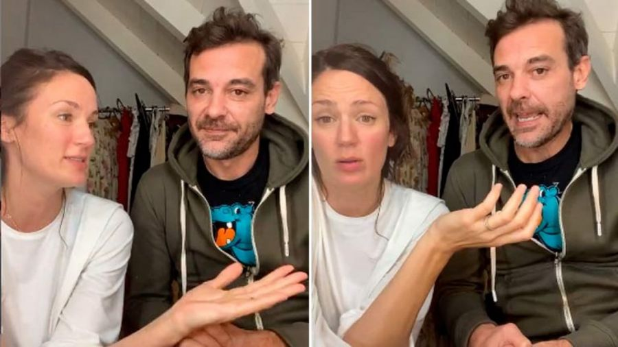 Paula Chaves y Pedro Alfonso en crisis