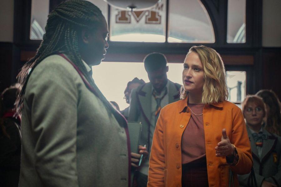 Sex education: se conoció un nuevo personaje en el adelanto de su tercera temporada