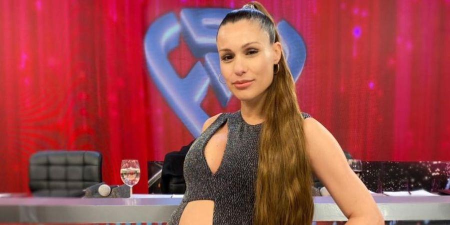 Ana, el nombre que Pampita eligió para su hija con Roberto García Moritán