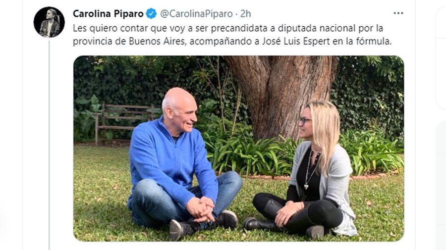 Carolina Piparo 20210722
