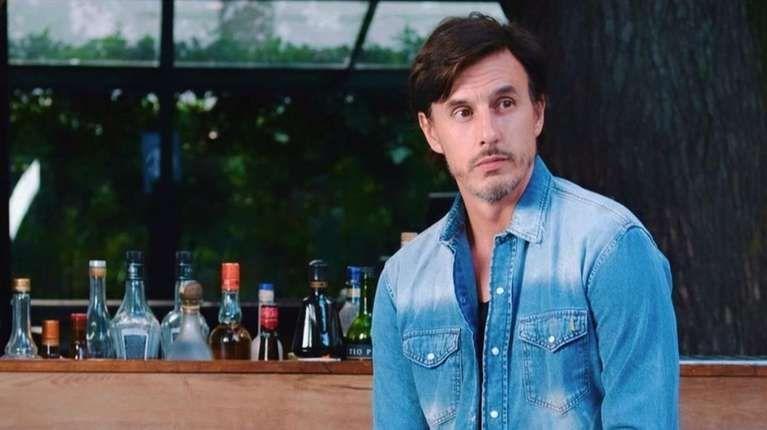 Roberto García Moritán sobre si le molesta el mote marido de Pampita