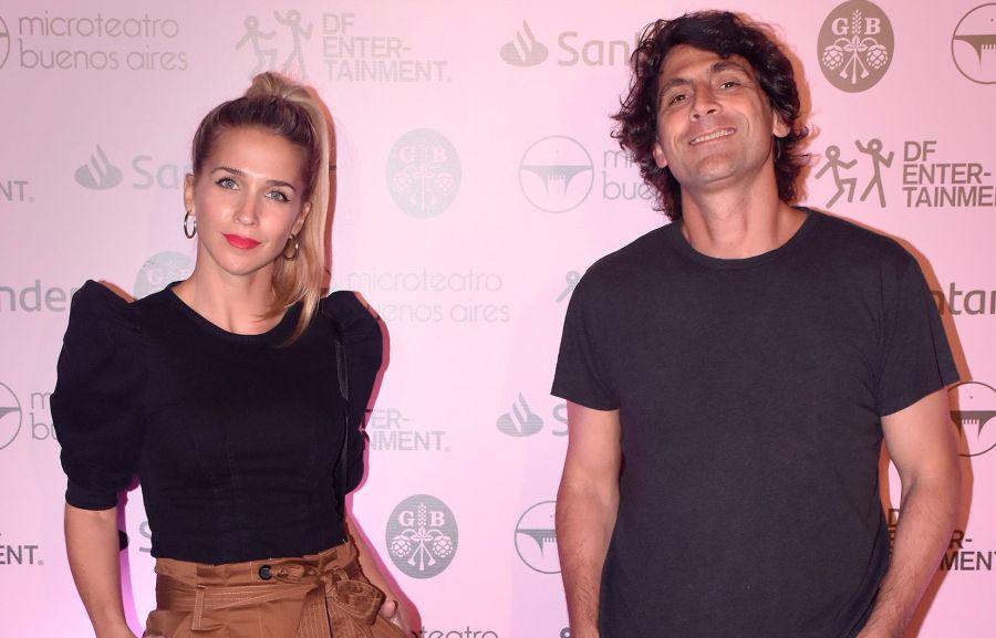 Soledad confirmó que está en pareja con Lucas Langelotti, un empresario del mundo de las joyas