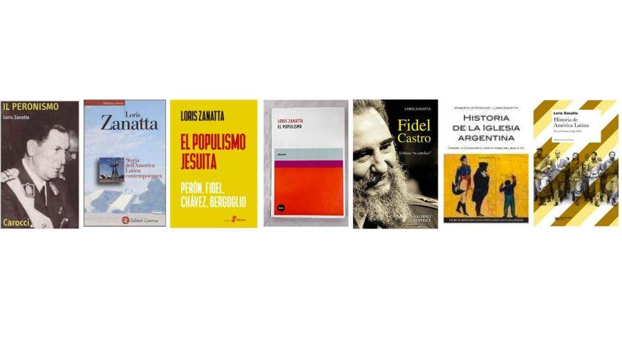 Libros de Loris Zanatta, entrevistado por Jorge Fontevecchia en Periodismo Puro.