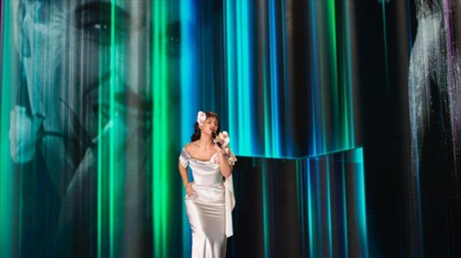 Nathy Peluso en los Premios Goya 2021