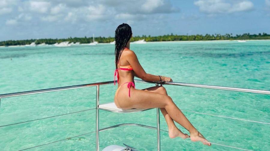 Antonela Roccuzzo bikini
