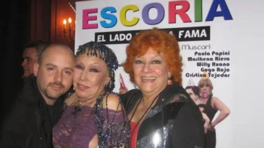 Gogo y Ethel Rojo