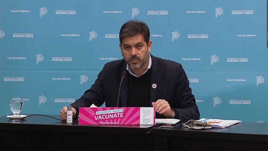 Informe sobre la situación epidemiológica en la Provincia 20210727