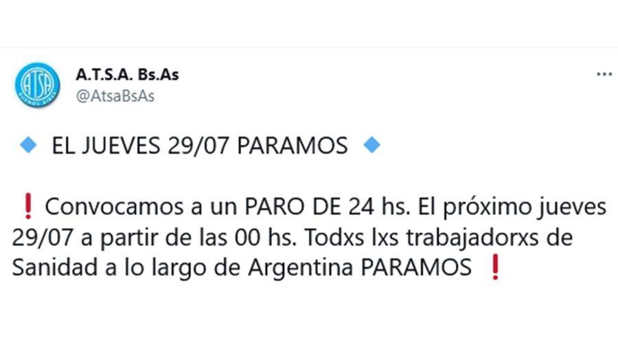 PARO DE 24 hs 20210727