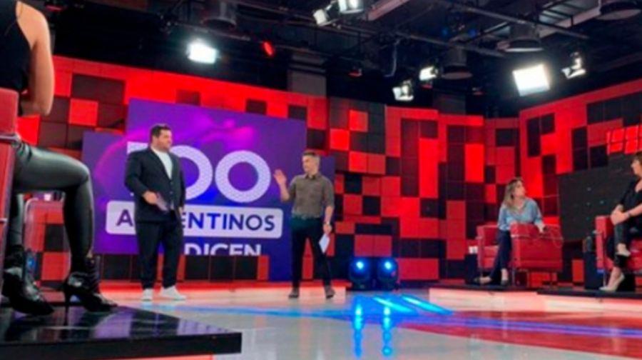 """Frenaron las grabaciones de """"100 argentinos dicen"""" por un problema de salud de DaríoBarassi"""