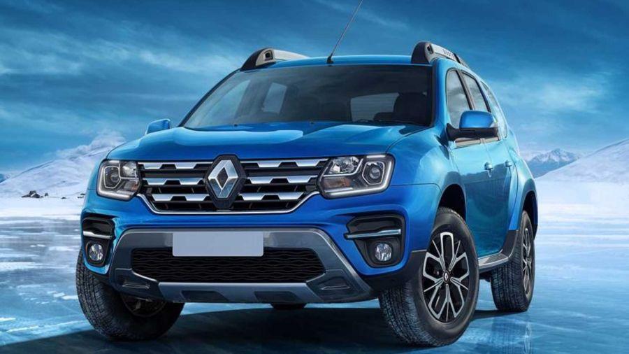 Renault Duster indio