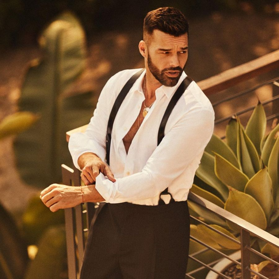 Ricky Martin reveló sus secretos de belleza
