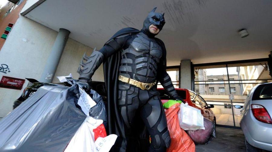 Batman Solidario