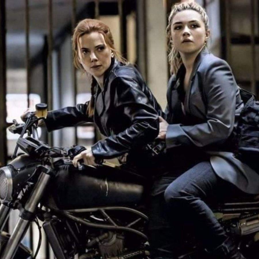 Scarlett Johansson demandó a Disney tras el estreno de
