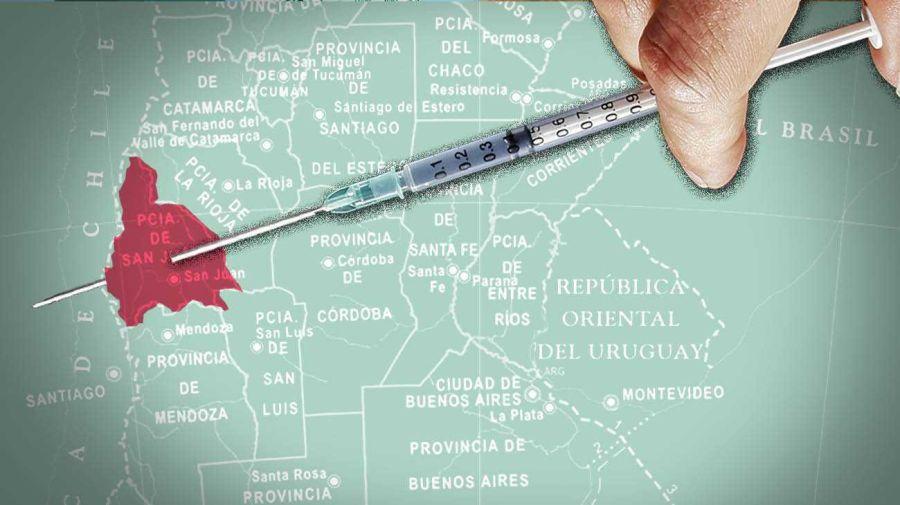 Vacunas en San Juan 20210729