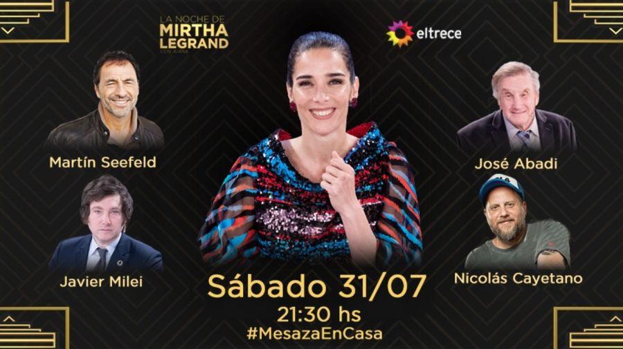 Invitados Juana Viale