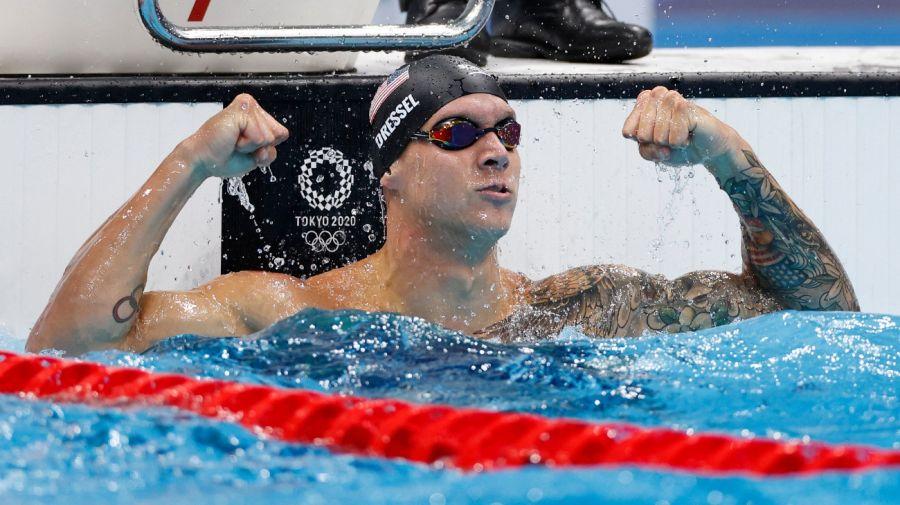 dressel mckeon natacion tokio 2020 010821