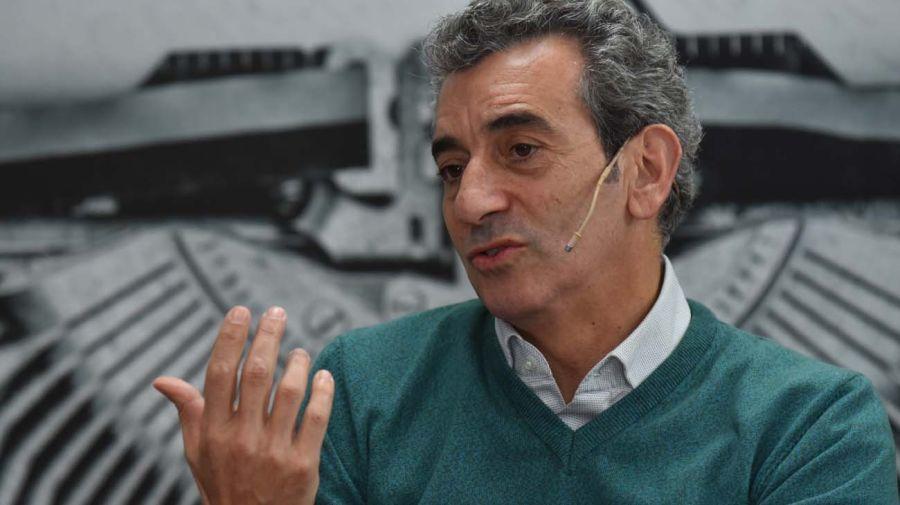 Florencio Randazzo, en la entrevista con Jorge Fontevecchia.
