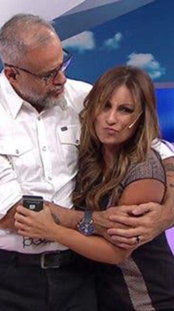 Marcela Tauro reveló como es su relación actual con Jorge Rial