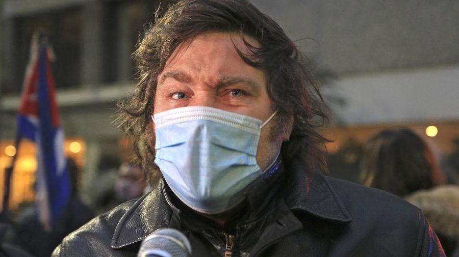 Javier Milei 20210802
