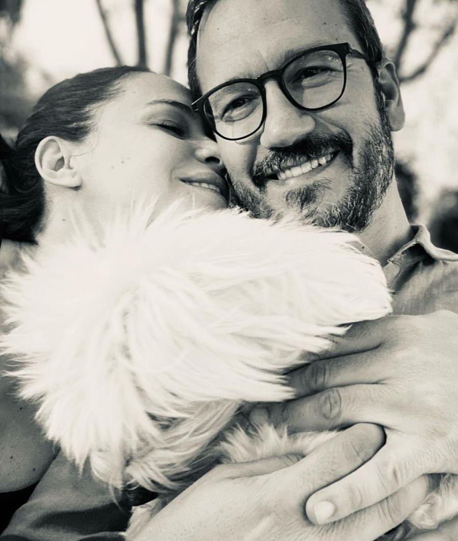Luz Cipriota confirmó que está embarazada