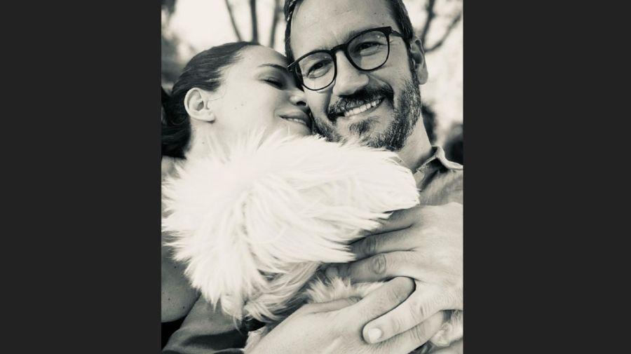 Luz Cipriota y David Serrano de la Peña