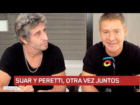 Adrián Suar y Diego Peretti vuelven a actuar juntos a 26 años de
