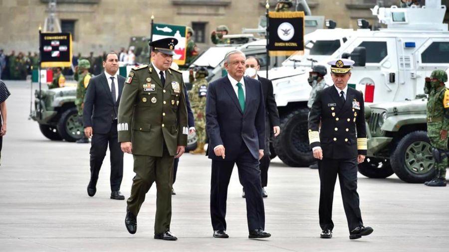 fuerzas armadas de México 20210803
