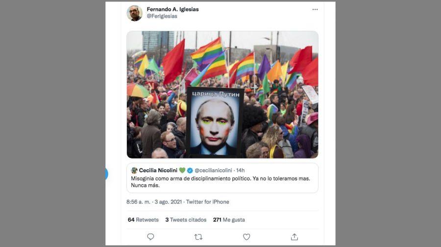 tweets Fernando Iglesias 20210803