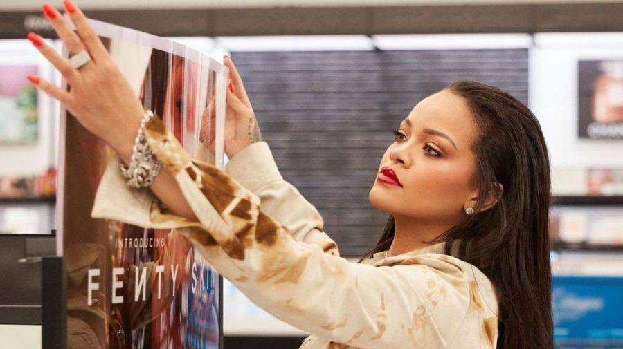 Rihanna y Fenty