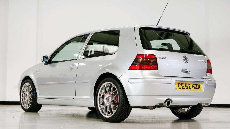 Volkswagen Golf GTI 2002 25th anniversary