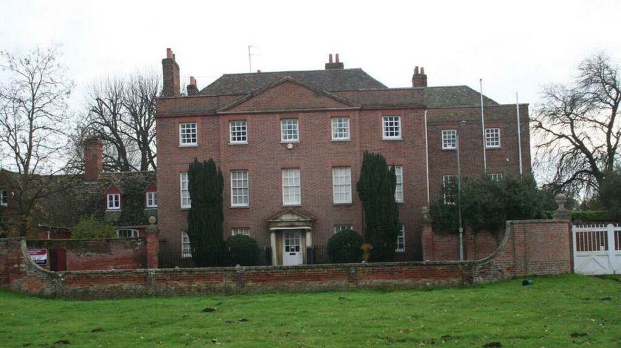 Farm Hall (en Cambridge, Inglaterra) 20210805
