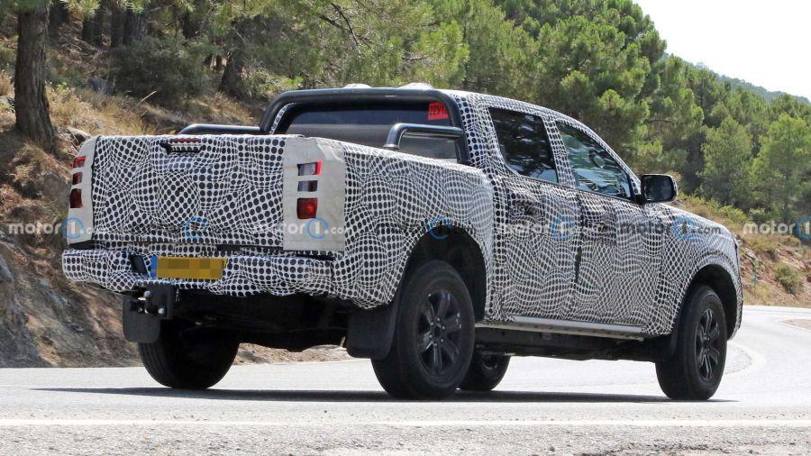 Ford Ranger Hybrid Plug-In
