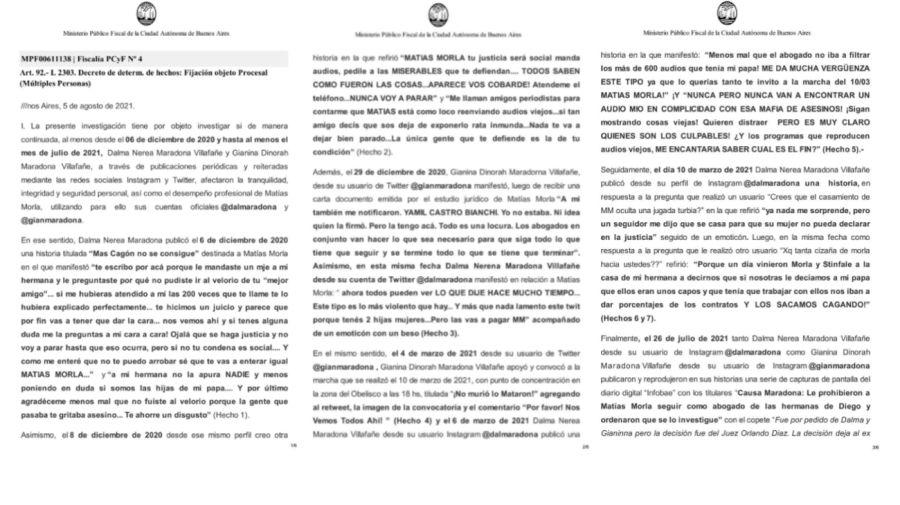Declaración fiscal 0806