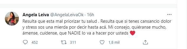 La Academia: revelan los verdaderos motivos por los que Ángela Leiva no bailó en el caño