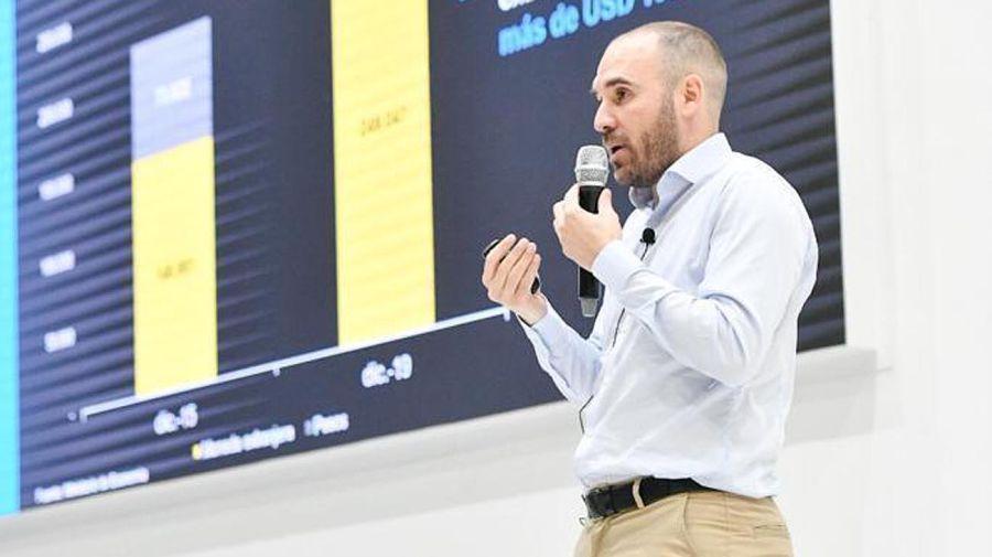 Martín Guzmán, ministro de Economía. 20210806