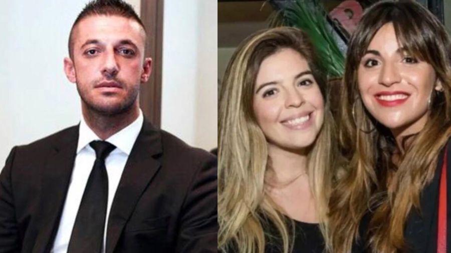 Matias Morla, Dalma y Gianinna Maradona 0806