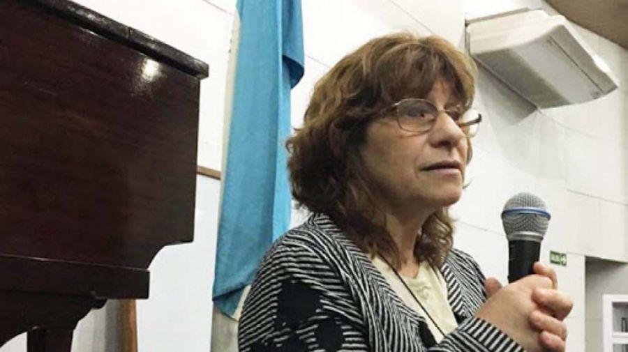 Reina Rosa - Presidenta de la Sociedad Argentina de Terapia Intensiva (SATI). 20210806