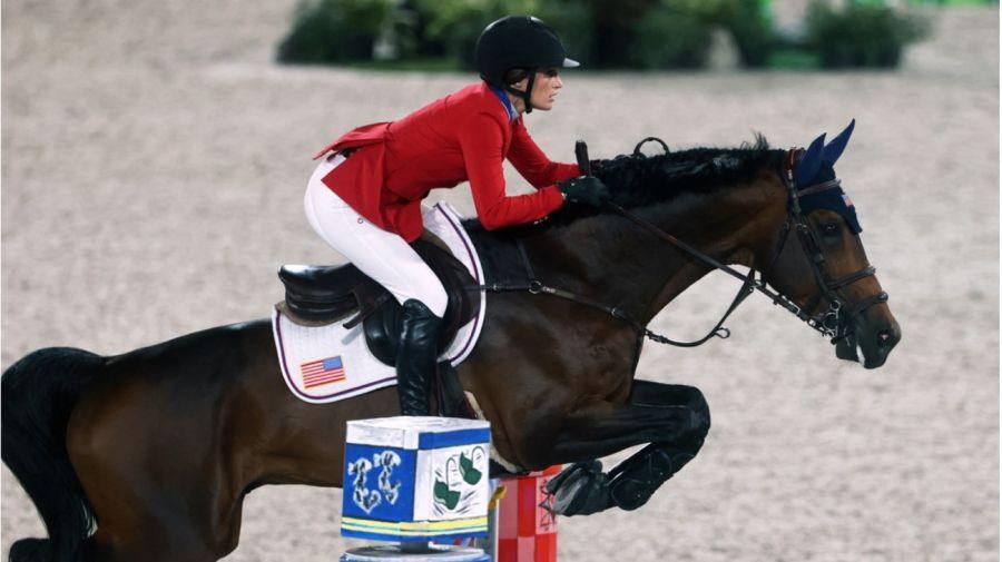 Jessica, hija de Bruce Springsteen, ganó una medalla de plata en Tokio 2020