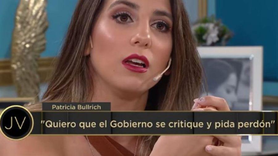 Cinthia Fernández enfrentó a Patricia Bullrich en La Noche de Mirtha