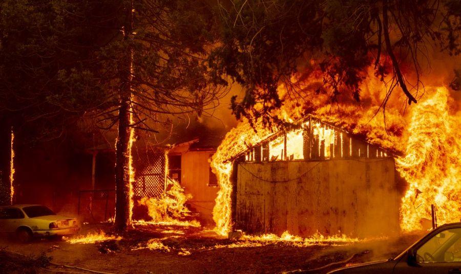 incendio dixie california