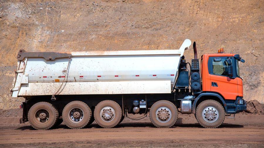 Heavy Tipper, el camión con mayor capacidad de carga de Scania