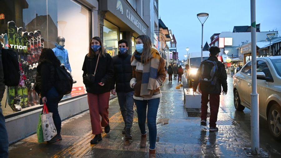 Ushuaia superó los 100.000 turistas en pandemia