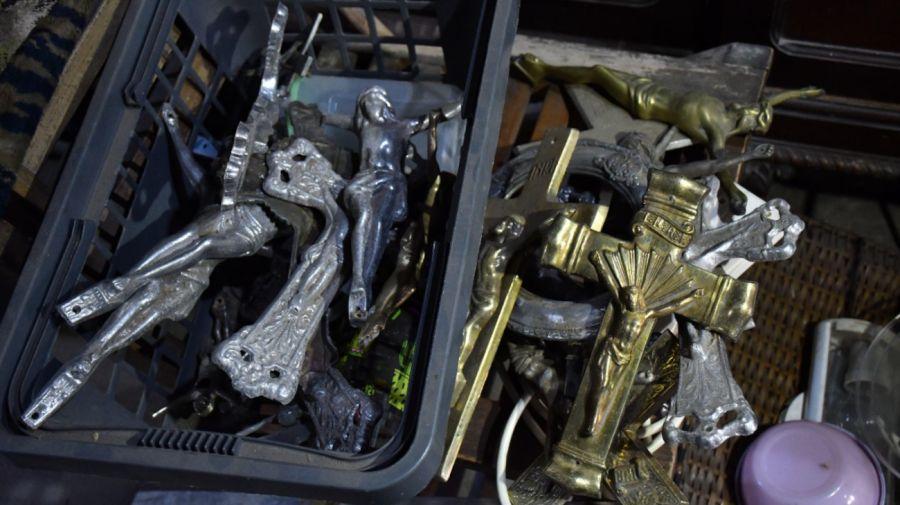 2021 08 11 Robo Bronce Cementerio Ciudad
