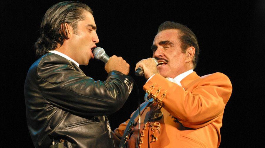 Alejandro y Vicente Fernandez