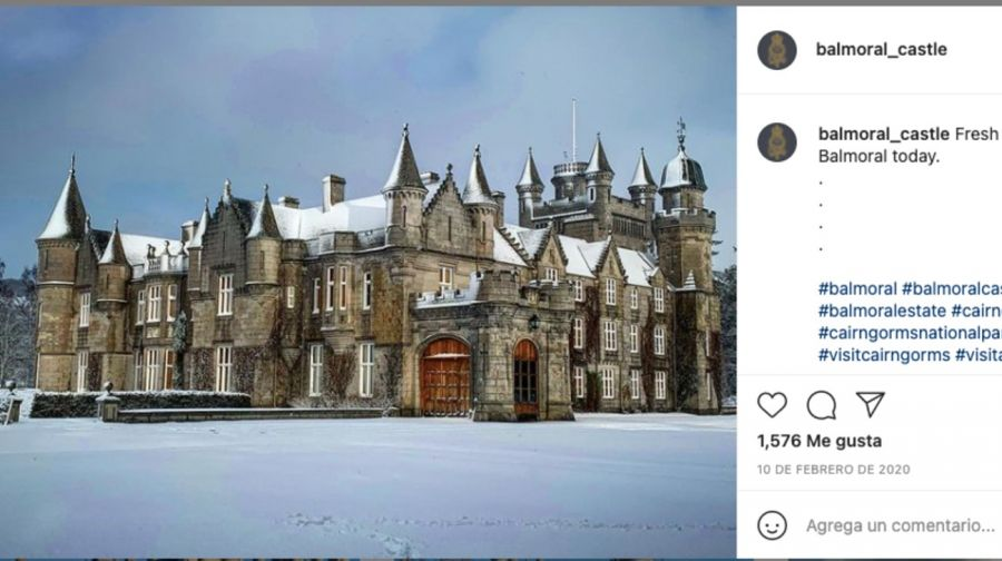 Conoce el refugio secreto en Escocia delpríncipeGuillermo y Kate Middleton