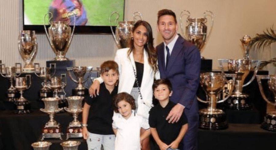 Leo Messi reveló la reacción de Anto Roccuzzo cuando se enteró que se mudaban a París