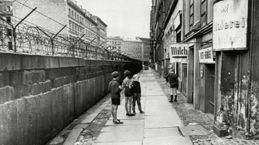 60 Años Construcción Muro de Berlín