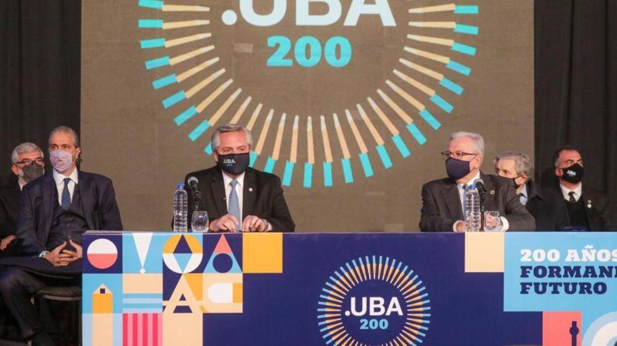 Alberto Fernández UBA